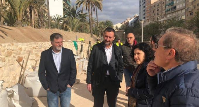 El candidato socialista visita otros municipios para conocer nuevas experiencias para el programa electoral