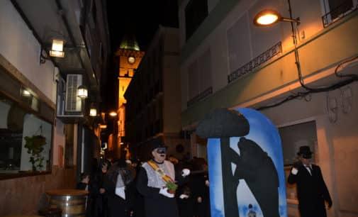 Con el Entierro de la Sardina finaliza el Carnaval en Villena