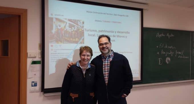 Las fiestas de Moros y Cristianos de Villena,en un Máster Internacional de la Universidad Autónoma de Barcelona