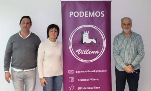 José Eladio Marco, candidato por Podemos a las elecciones  municipales