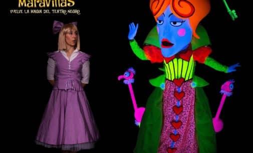 Alicia en el país de las maravillas en el Teatro Chapí