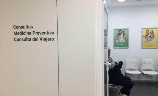 La consulta de medicina del viajero y vacunación internacional del Hospital de Elda atendió a 273 usuarios en 2018