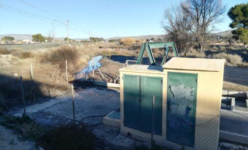 El gobierno de Los Verdes rechaza la construcción de un tanque de agua en el colector de Las Fuentes