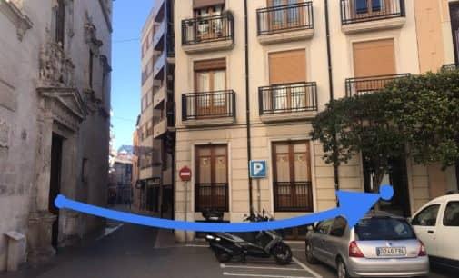Nueva ubicación del despacho del PP en el Ayuntamiento