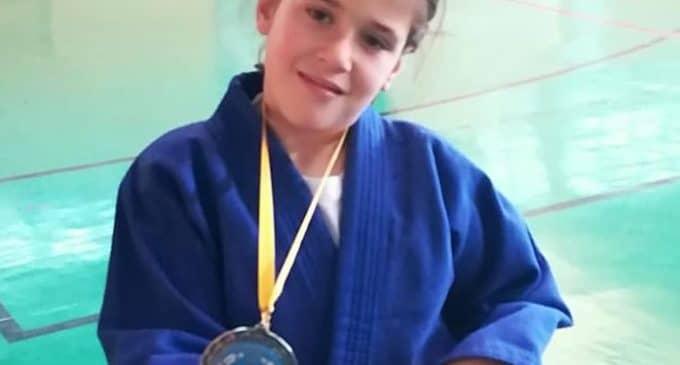 La villenense Lucía Forte sigue liderando la Liga Valenciana de Judo