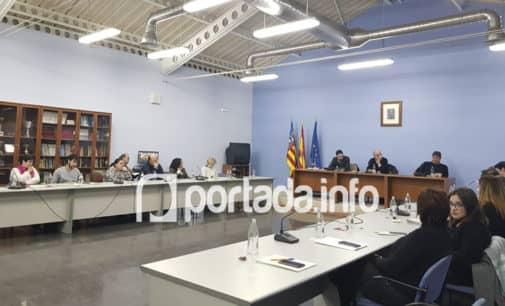 El Pleno Municipal pide al Gobierno de España una revisión de los presupuestos en la provincia de Alicante