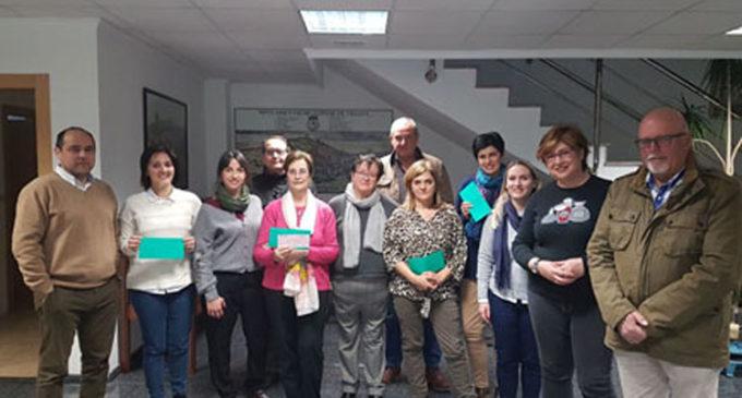 La Comunidad de Regantes de la Huerta y Partidas hace una donación a cinco entidades sociosanitarias de Villena