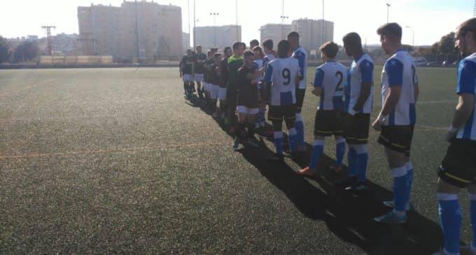 El Villena CF planta cara al Hércules B pero sale derrotado