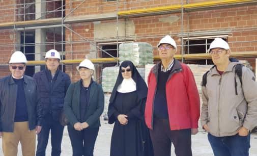 El asilo despide a sor María Pilar Morcuende Madre Superiora e impulsora de la reforma