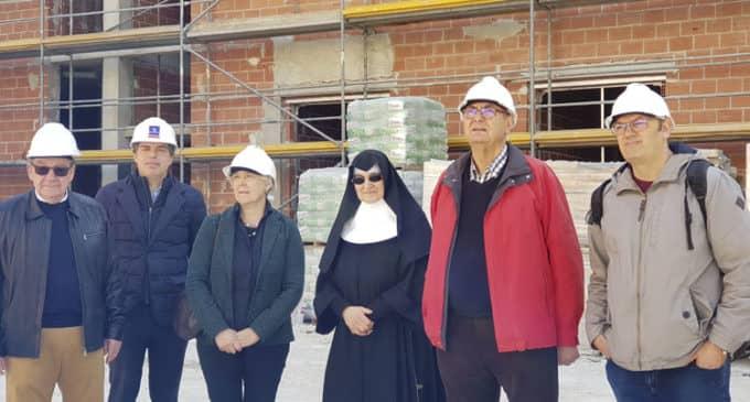 El nuevo Asilo dará trabajo a 30 personas y atenderá a un centenar de ancianos