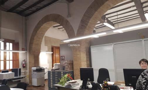 El Archivo Municipal de Villena abre sus puertas tras 17 meses cerrado por seguridad