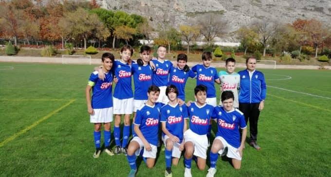 Sendas derrotas del Cadete C y el Femenino del Villena CF