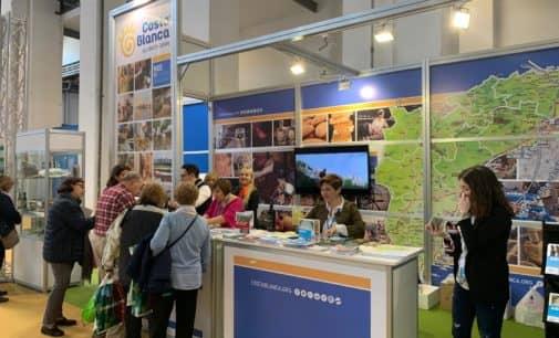 Villena exhibe su industria en la feria B-Travel de Barcelona