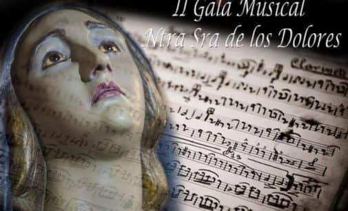 II Gala Musical Nuestra Señora de los Dolores
