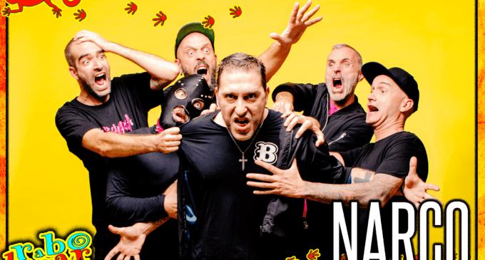 Narco, otra banda más para el cartel de Rabolagartija 2019