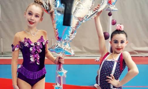 Raquel Martínez consigue pasar a la fase final del campeonato de España de gimnasia rítmica