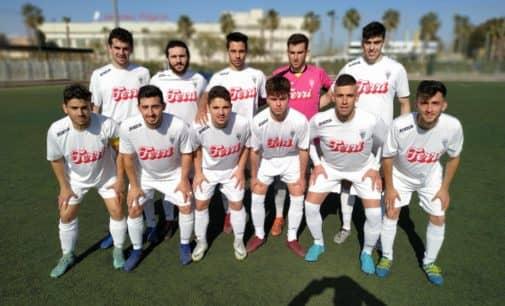 El Villena CF desperdicia una ventaja de dos goles