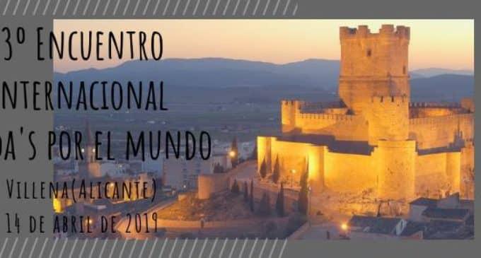 Organizan en Villena el III encuentro Internacional Belda´s por el mundo