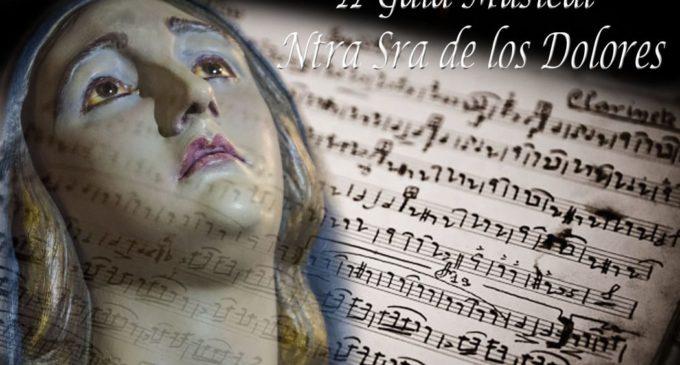 Ponen a la venta las entradas para la II Gala Musical Nuestra Señora de los Dolores