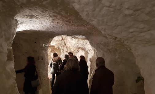 Villena censa  81 casas cueva en el casco histórico