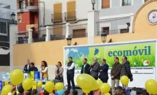 El plan de gestión de la planta de residuos contempla un ecoparque fijo en Villena
