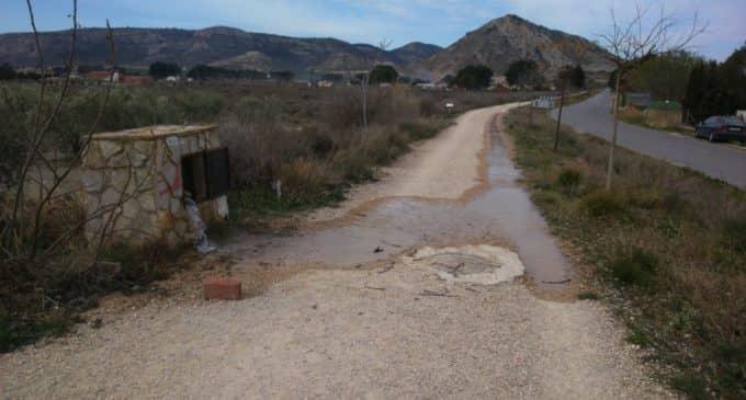 El suministro de agua en Las Virtudes  se reanudará como máximo mañana