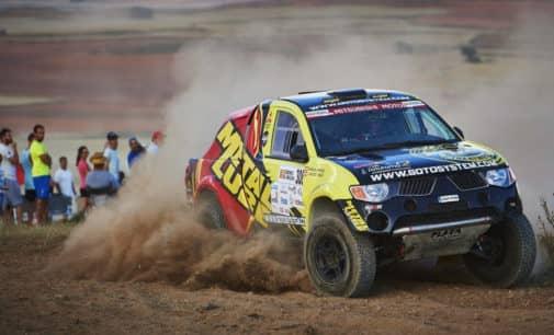 El Metal Lube Rally Raid comienza el campeonato en Almanzora