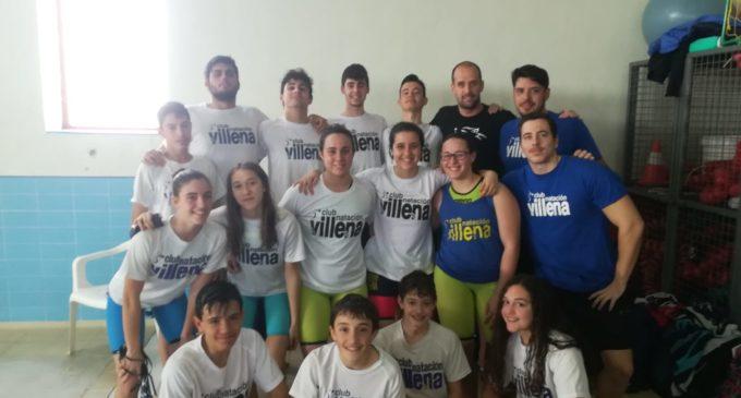 Irene Díaz se mete en los campeonatos autonómicos de Natación tras el cuarto control provincial de marcas