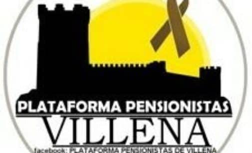 La Plataforma de Pensionistas apoya la manifestación por el Clima