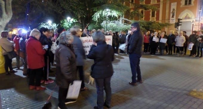 La Plataforma Local Para la Defensa del Sistema Público de Pensiones se concentrará el 13 de abril en la plaza María Auxiliadora