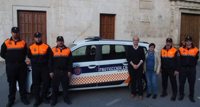 Villena adquiere un nuevo vehículo para Protección Civil