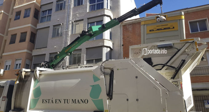 El Ayuntamiento de Villena inicia una campaña para aumentar la recogida de residuos orgánicos en la hostelería