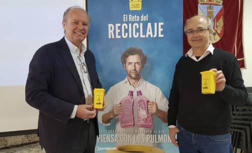 El Reto del Reciclaje dará un premio de 6.000 euros para la población que más recicle en el próximo mes