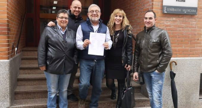 Francisco Navarro es el candidato a la Alcaldía de Villena por Actúa