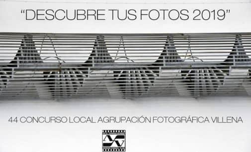 La Agrupación Fotográfica Villena presenta las bases del concurso local «Descubre tus fotos»