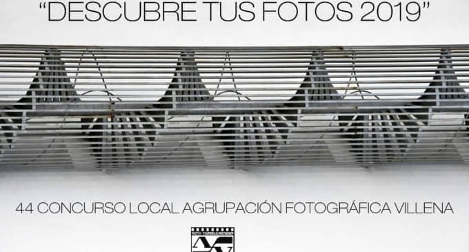 """La Agrupación Fotográfica Villena presenta las bases del concurso local """"Descubre tus fotos"""""""