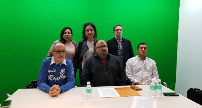 El coordinador de Ciudadanos Villena, Julián Gómez, dimite tras imponer el partido la lista  a las elecciones locales