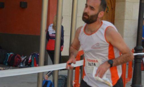 Victoria de Samuel Catalán en el campeonato autonómica distancia Sprint de Orientación