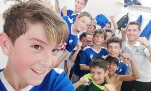 Nueva victoria del Alevín A y B del Villena CF