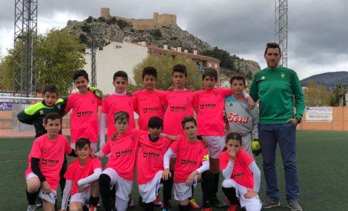 Nueva victoria del Alevín A del Villena CF