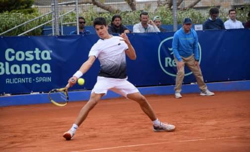 Carlos Alcaraz hace historia en el Ferrero Challenger