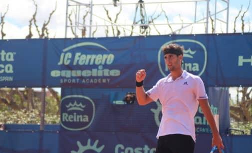 Los tenistas valencianos mandan en casa