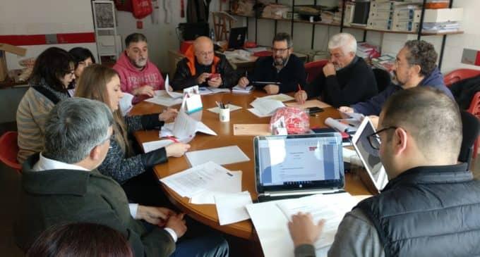 El PSOE cierra su programa electoral con una jornada participativa