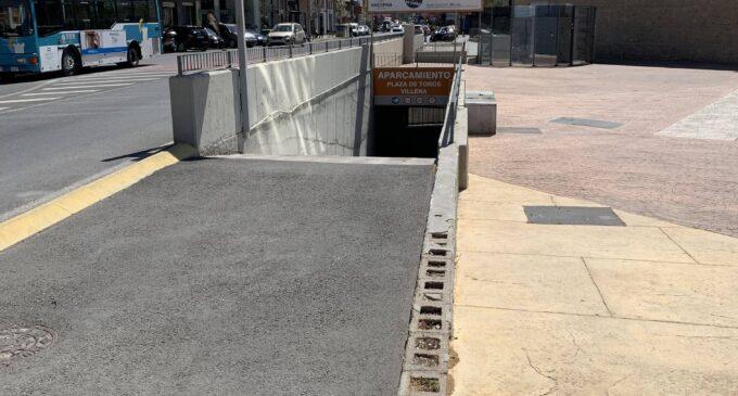 Villena liquida con 1,41 millones de € la deuda con la empresa del aparcamiento de la Plaza de Toros