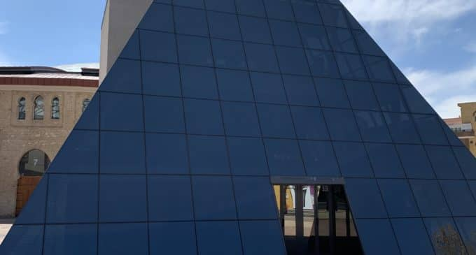 Podemos plantea trasladar la biblioteca de La Paz a la Plaza de Toros
