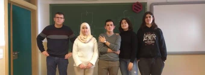 El proyecto de alumnos de Bachillerato del IES Navarro Santafé irá a la final del concurso Desafío de Jóvenes Emprendedores