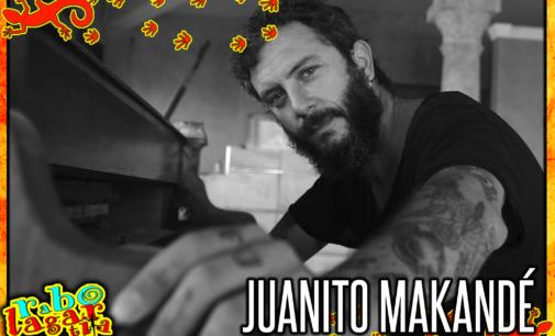 Juanito Makandé e Iratxo, nuevas incorporaciones para Rabolagartija 2019