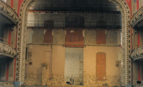 El Teatro Chapí cumple 20 años desde su remodelación en 1999