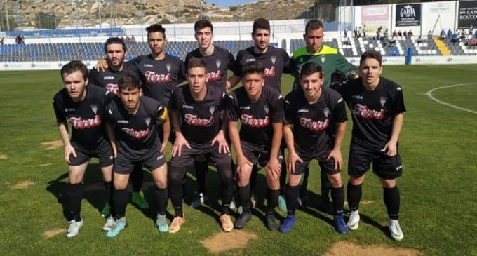 Goleada del CFI Alicante al Villena 5-0