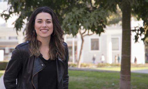 La cabeza de lista de Compromís a Les Corts,  Aitana Mas, visitará Villena